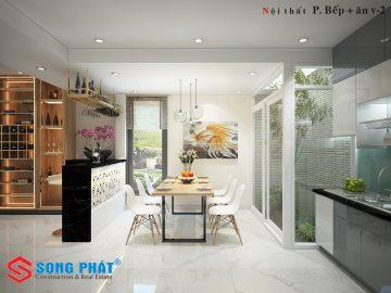 Nhà anh Việt – Gò Vấp