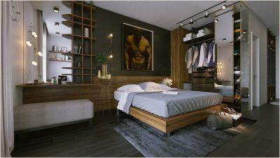 Ngắm nhìn thiết kế nội thất nhà 5 tầng hiện đại và sang trọng