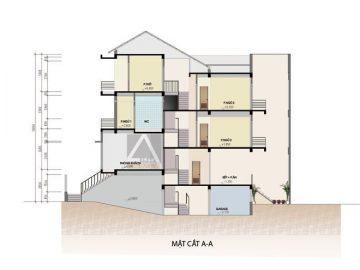 Xây nhà lệch tầng có phải phương án xây dựng tối ưu 2020?