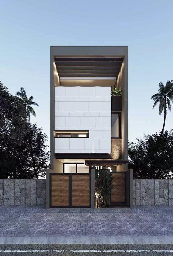 nhà 2 tầng đẹp 2020