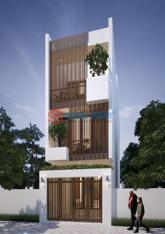 nhà 3 tầng 2020