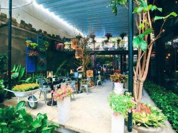 Khám phá những ý tưởng thiết kế quán cà phê đẹp 2019 – 2020 (Phần 1)