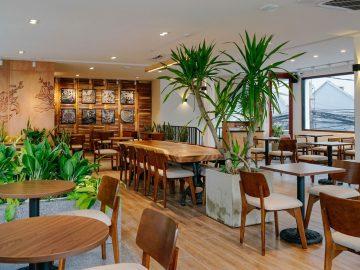 Khám phá những ý tưởng thiết kế quán cà phê đẹp 2019 – 2020 (Phần 2)