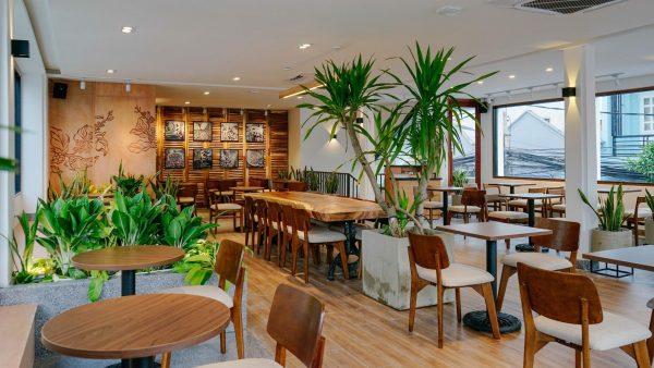 ý tưởng quán cà phê đẹp 2020