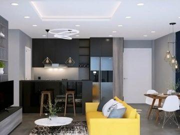 Cách phối màu sơn và nội thất nhà đẹp theo xu hướng mới 2020