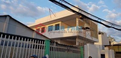 Dự án thiết kế và xây dựng trường mẫu giáo tư thục