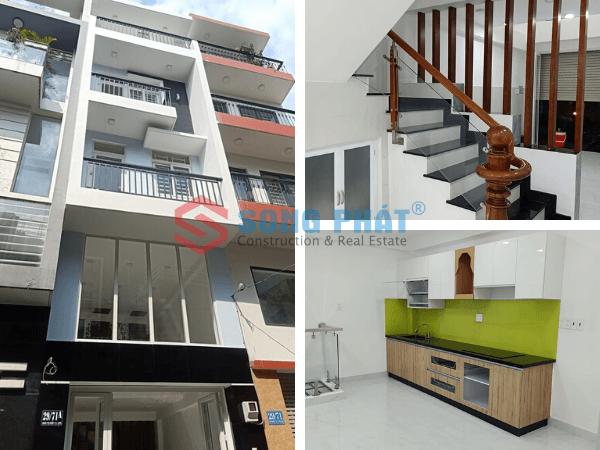 nhà 5 tầng hiện đại 2020