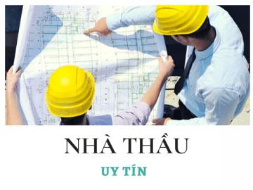 Làm thế nào để xác định một nhà thầu xây dựng nhà ở uy tín?