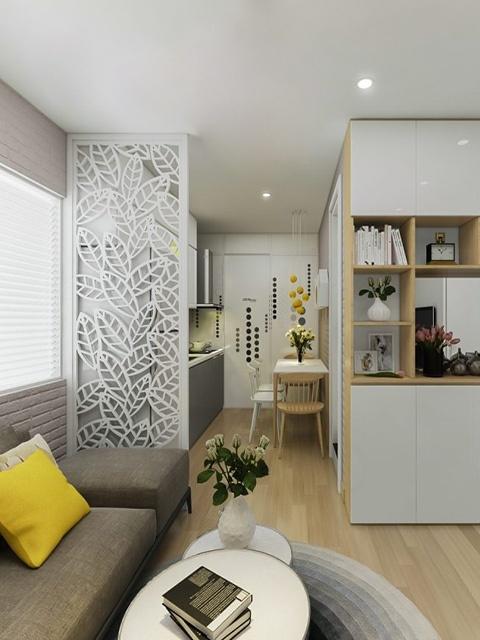 hoàn thiện nội thất nhà phố 2020