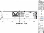 Tư vấn bố trí không gian nhà 4 tầng xây dựng trên mảnh đất 72m2
