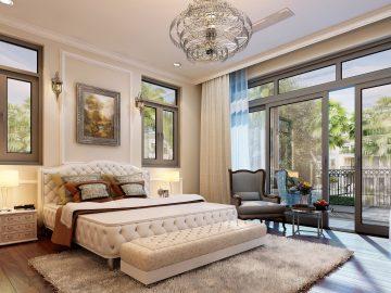Tư vấn cách bố trí nội thất phòng ngủ đẹp theo phong thủy