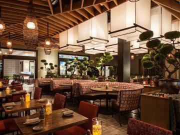 5 ý tưởng thiết kế nhà hàng đẹp hút khách cho năm 2020