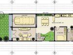 Cách thiết kế không gian nhà ống 3 tầng hoàn hảo với mặt tiền 6m