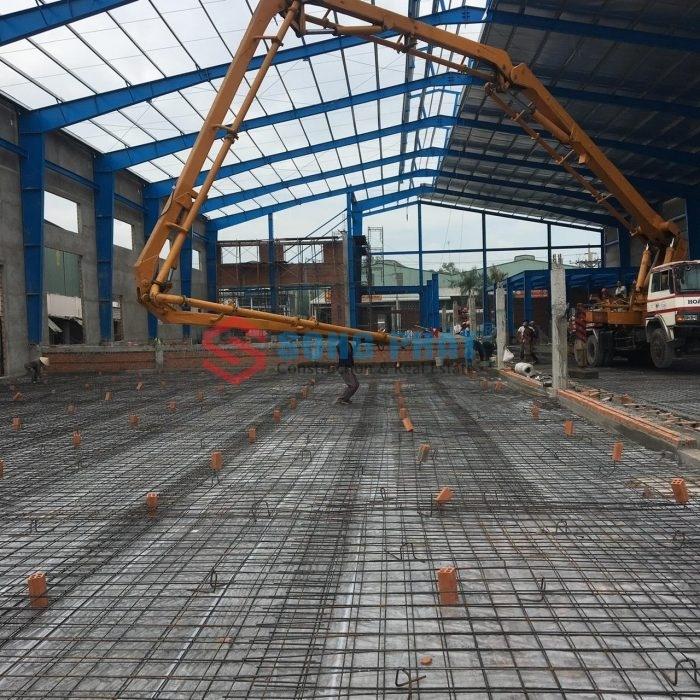 dịch vụ xây dựng công nghiệp