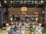 Top 10 thiết kế nội thất nhà hàng khung thép nổi bật năm 2021