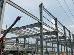 Lợi ích vượt trội của kết cấu nhà thép tiền chế 2 tầng