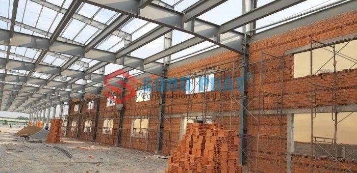 Tư vấn xây dựng nhà trọ kinh doanh bằng khung thép tiền chế
