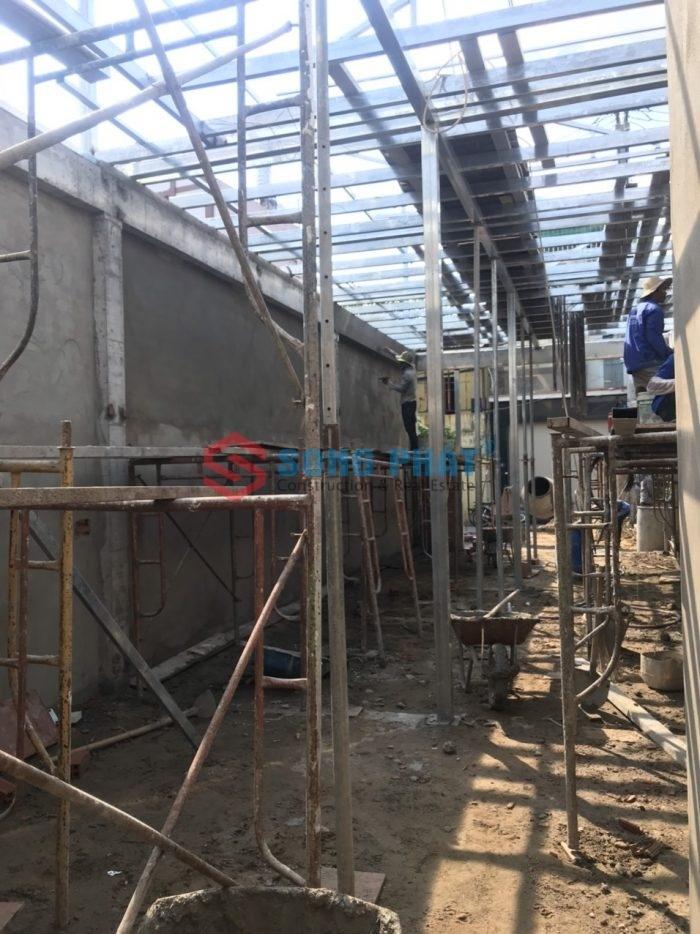 xây dựng nhà trọ kinh doanh